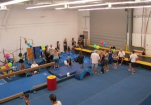 Desert Star Gymanstics Grand Opening