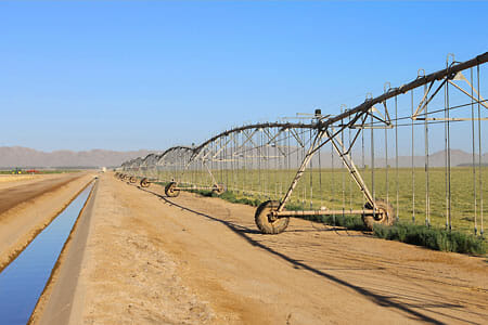 Water plays a key role in economic development for Native