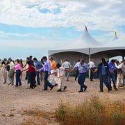 santa cruz commerce center - mesquite building groundbreaking